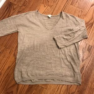 Jcrew, great condition thin sweater